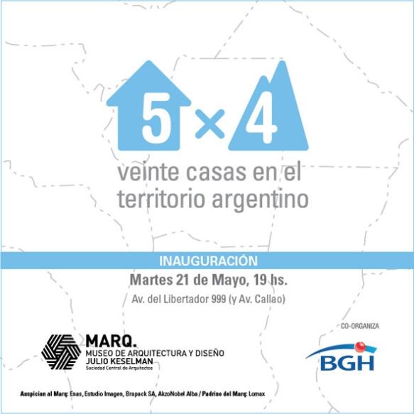 2013_BLOG MDA NAVARRA_Antiguos Alumnos_Ferrer Deheza Federico_Juan Manuel Filice_muestra 5x4_ veinte casas en territorio argentino 00