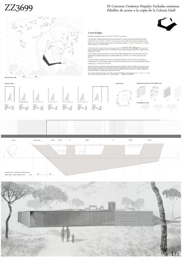 2014_BLOG MDA NAVARRA_ ALUMNOS_Javier García Librero_ Carmen Nieves Colombo_Ricardo Leandro _ Consucrso Hispalyt. Panel 1