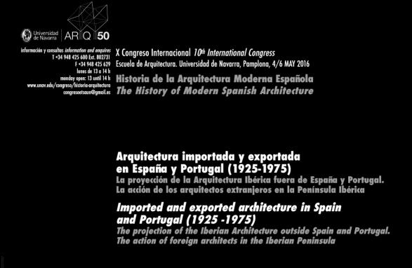 2015_BLOG MDANAVARRA_CONGRESOS Y CONFERENCIAS_ X Congreso Internacional Historia Arquitectura Moderna Española 01