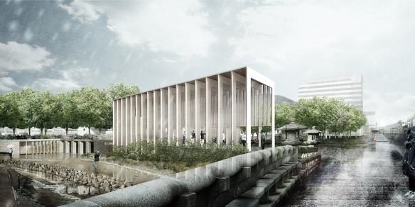 2016_ BLOG MDANAVARRA_ALUMNOS_MARIO GALIANA_ GERMAN MüLLER_CONCURSO MUSEO SUNCHEON_KOREA DEL SUR_